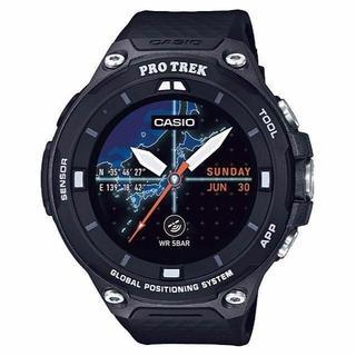 カシオ(CASIO)のスマートアウトドアウォッチ プロトレックスマート GPS 搭載 WSD-F20-(その他)