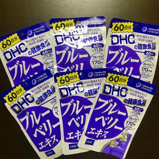 DHC - DHCブルーベリーエキス60日×6袋