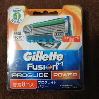 ジレット フュージョン 5+1 プログライドパワー 替刃8コ入