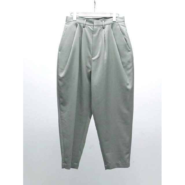 Dulcamara(ドゥルカマラ)のdulcamara 19ss よそいきオーバータックパンツ メンズのパンツ(スラックス)の商品写真