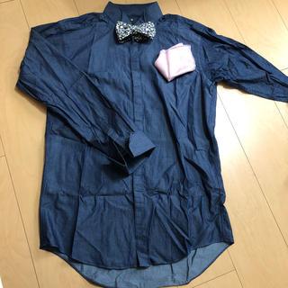 THE SUIT COMPANY - スーツセレクト ウィングカラーシャツ