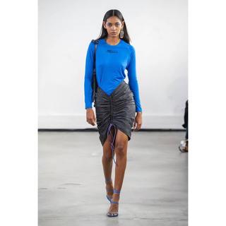 ジョンローレンスサリバン(JOHN LAWRENCE SULLIVAN)の新品 afterhomework 19ss ロングTシャツ(Tシャツ/カットソー(七分/長袖))