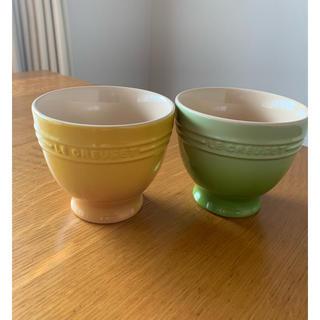 ルクルーゼ(LE CREUSET)のル クルーゼ  ペア マルチカップ(食器)