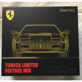 Ferrari - タカラトミーモール トミカリミテッドヴィンテージネオ フェラーリ 512TR 黄