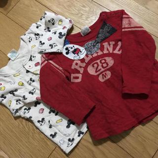 エフオーキッズ(F.O.KIDS)の80センチ☆エフオーキッズ ミッキーset(Tシャツ)