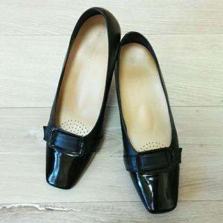 ワコール(Wacoal)の【ワコール フットウエア パンプス】Wacoal FOOT WEAR 靴 レザー(ハイヒール/パンプス)