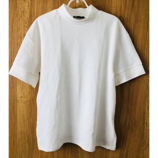 ZARA - 新品★ザラ Tシャツ ホワイト