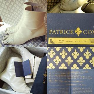 パトリックコックス(PATRICK COX)のPATRICK COX☆パトリックコックスのショートブーツ👢(ブーツ)