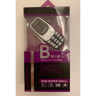新品 ワイヤレス ミニフォン BM10 Wireless Mini phone