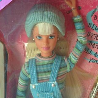 バービー(Barbie)のCOOL BLUE Barbie バービー 人形 ヴィンテージ(ぬいぐるみ/人形)
