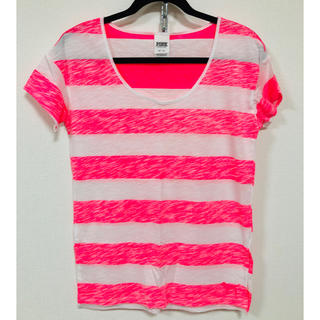 ヴィクトリアズシークレット(Victoria's Secret)の未使用★PINK Tシャツ(Tシャツ(半袖/袖なし))