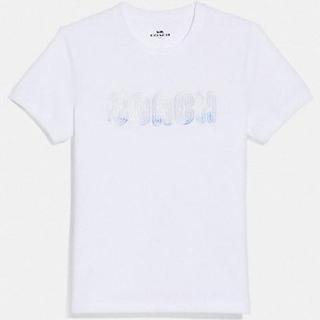 コーチ(COACH)の【COACH★69931】コーチ百貨店商品♪レディーストップス半袖Tシャツ新品(Tシャツ(半袖/袖なし))
