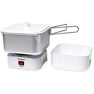 トラベル カシムラ [海外国内両用] マルチボルテージポット 調理器(旅行用品)