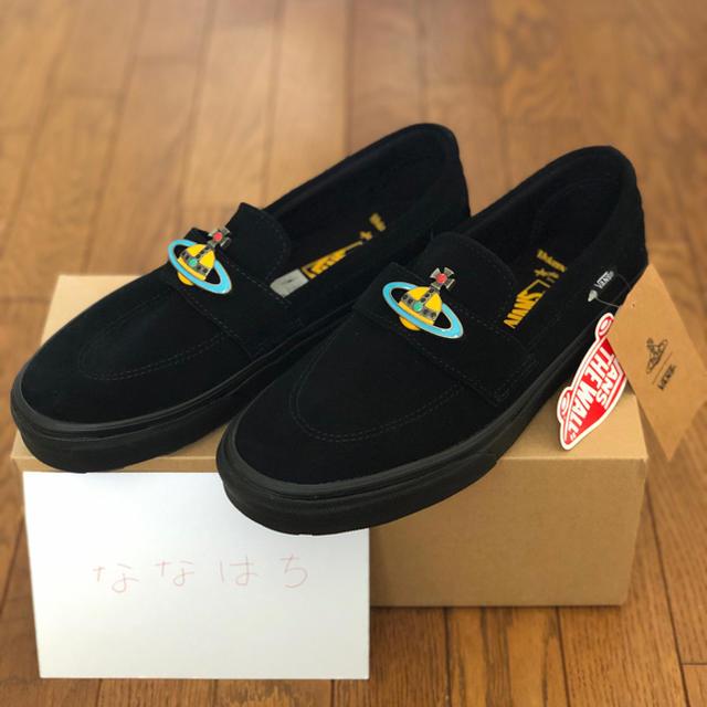 Vivienne Westwood(ヴィヴィアンウエストウッド)のVans × Vivienne Westwood ☆ Style 53 レディースの靴/シューズ(スニーカー)の商品写真