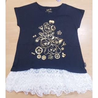 ダッフィー(ダッフィー)の香港ディズニー❣ダッフィーフレンズレディースtシャツ(Tシャツ(半袖/袖なし))