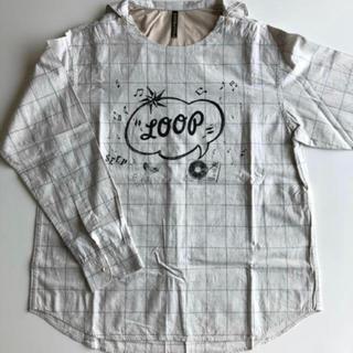 フラボア(FRAPBOIS)のFRAPBOIS ループシャツ(シャツ)