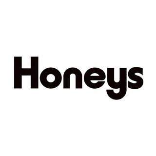 ハニーズ(HONEYS)のハニーズ Honeys 優待券 500円券(ショッピング)