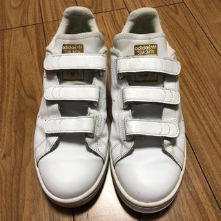 アディダス(adidas)の【金ベロ】スタンスミスベルクロ(スニーカー)