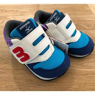 mikihouse - ミキハウス ミズノ コラボ 靴 シューズ 13センチ 新品未使用