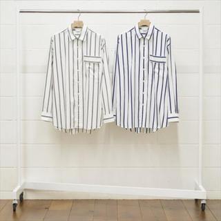 UNUSED - Unused アンユーズド シャツ ストライプシャツ
