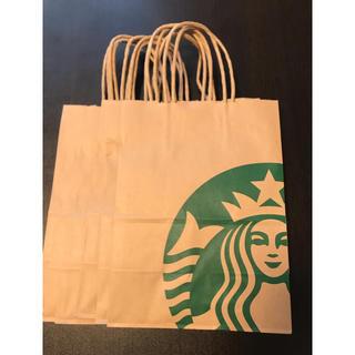 スターバックスコーヒー(Starbucks Coffee)のスタバ、紙袋(その他)