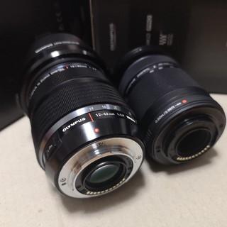 OLYMPUS - 2本セット★12-40mm f2.8 pro & 40-150mm オリンパス