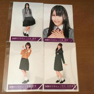 ノギザカフォーティーシックス(乃木坂46)の乃木坂46 生写真 7枚(女性タレント)