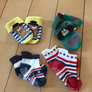 mikihouse - ミキハウス ベビー靴下