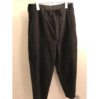 ポーター(PORTER)のPorter Classic CASHMERE WIDE PANTS sサイズ(その他)