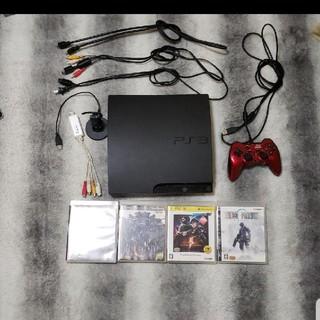 PlayStation3 - PS3(320GB)、ソフト4点、キャプチャーボード