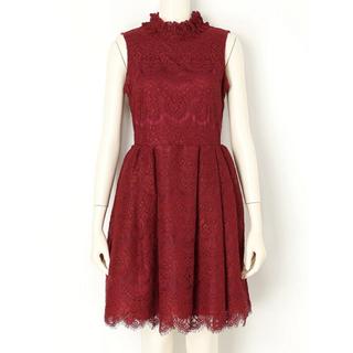 リリーブラウン(Lily Brown)のLilyBrown ワンピース ドレス(ミニドレス)
