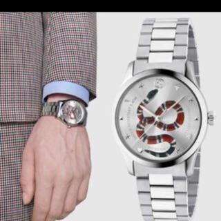 Gucci - 新品未使用!GUCCIスネーク腕時計
