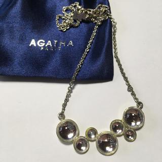アガタ(AGATHA)のアガタ  ネックレス(ネックレス)