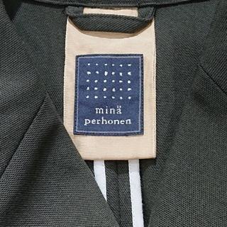 ミナペルホネン(mina perhonen)のミナペルホネン voyage コート(トレンチコート)