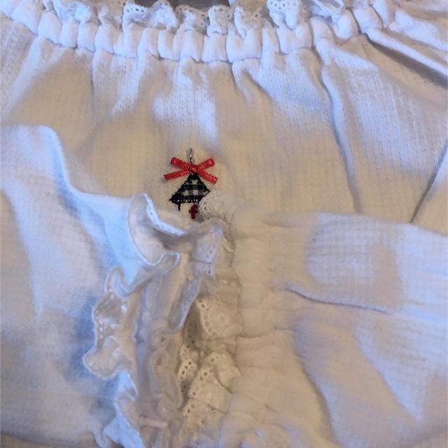 familiar(ファミリア)のファミリア トップス80cm キッズ/ベビー/マタニティのベビー服(~85cm)(Tシャツ)の商品写真