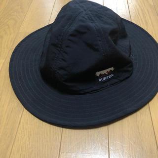 BURTON - バートンBURTONハット黒サイズ60cm