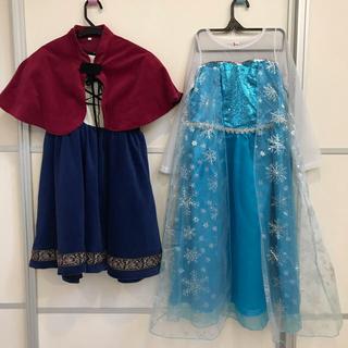 キャサリンコテージ(Catherine Cottage)のアナ&エルサのドレス(衣装)