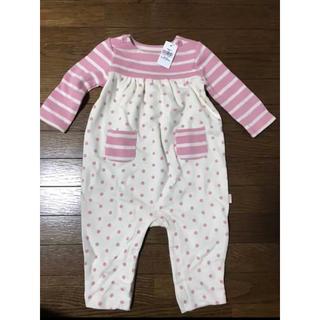 Baby GAP 長袖ロンパース女の子(新品未使用)