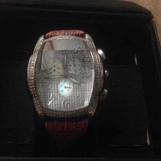 アヴァランチ(AVALANCHE)のアバランチ ダイヤ 時計 アイスリンク(腕時計(アナログ))