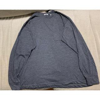 コモリ(COMOLI)のCOMOLI 極上ウールロンT サイズ2 クリーニング済(Tシャツ/カットソー(七分/長袖))