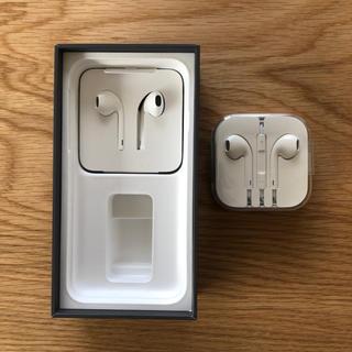 iPhone - iPhone8のイヤホン