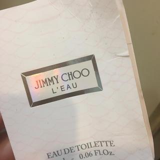ジミーチュウ(JIMMY CHOO)のジミーチュウ ロー オードトワレ(香水(女性用))