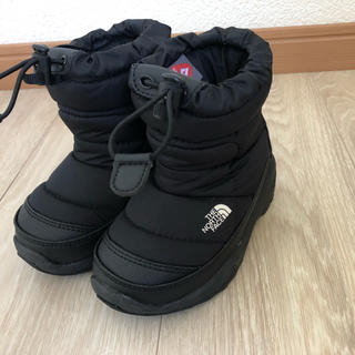 ザノースフェイス(THE NORTH FACE)のノースフェイス ヌプシ キッズブーツ 14cm(ブーツ)