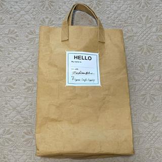 """MADISONBLUE - マディソンブルー   Gramercy Ⅱ"""" TOTE BAG"""