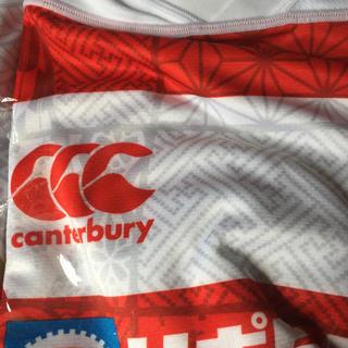 カンタベリー(CANTERBURY)のラグビー日本代表ジャージ(ラグビー)