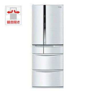 Panasonic - 冷蔵庫 エコナビ 6ドア パナソニック ファミリー  自動製氷 省エネ