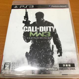 PlayStation3 - コール オブ デューティ モダン・ウォーフェア3(字幕版) PS3版