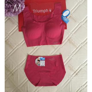Triumph - 新品★M  sloggi スロギー ベーシック ラズベリー