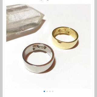 ビームス(BEAMS)のnanan bijouxxx Stamp ring/Arrow(リング(指輪))