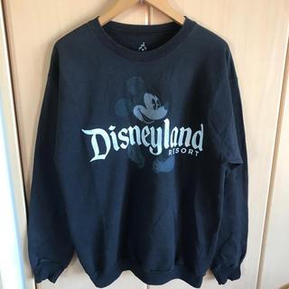 Disney - Hanes Disneyland RESORT vintage プルオーバー